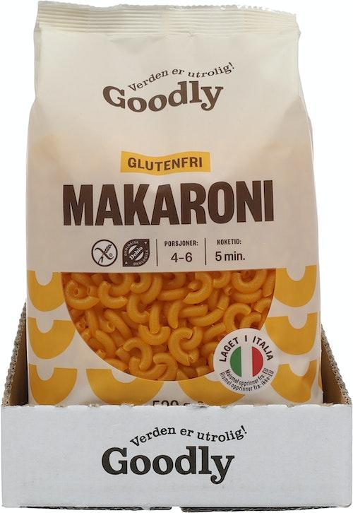 Goodly Goodly Makaroni Glutenfri Økologisk, 500 g