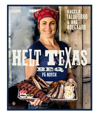 Texas Barbecue Café Helt Texas Bbq På Norsk 1 stk