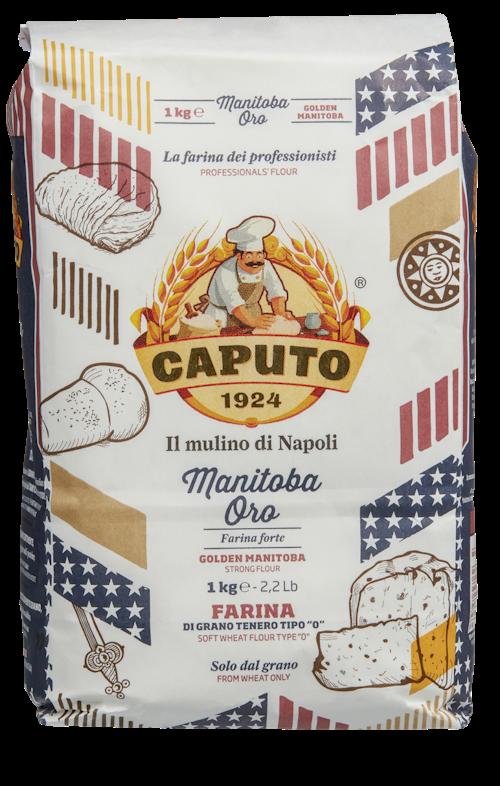 Antico Molino Caputo Caputo Pizzamel Manitoba 1 kg