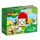 LEGO DUPLO Dyra på bondegården