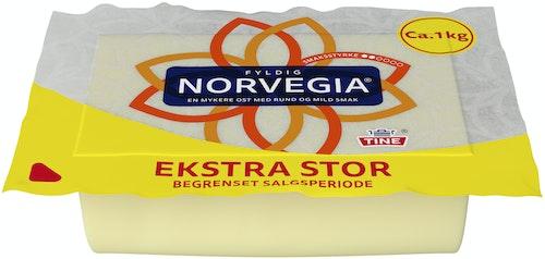 Tine Norvegia Fyldig 1 kg