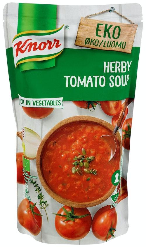 Knorr Tomatsuppe økologisk 570 ml