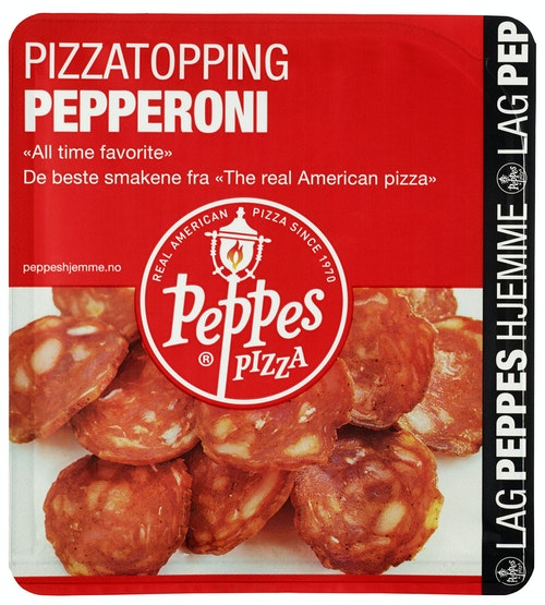 Peppes Pizza Peppes Pepperoni 70 g