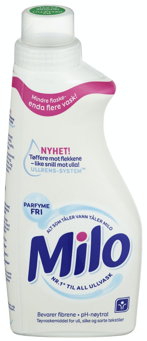 Milo Milo Ull & Silke Parfymefri, 595 ml