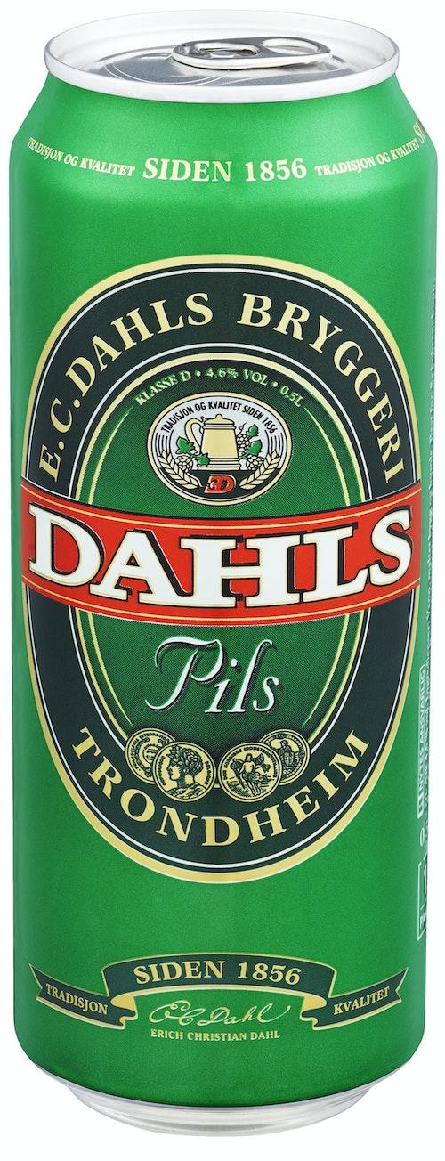 Ringnes Dahls Pils 0,5 l