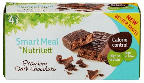 Nutrilett Premium Dark Chocolate 4pk, 0,24 kg