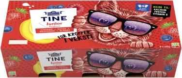 Tine Junior Yoghurt Fruktmiks 8 x 125g, 1000 g