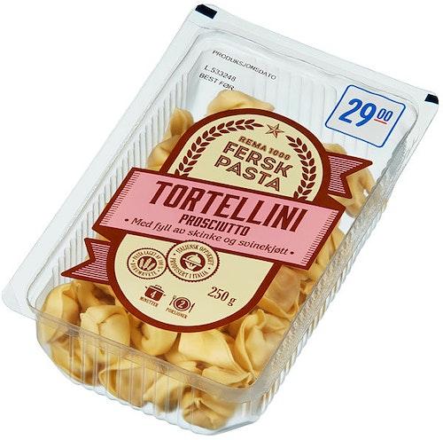 REMA 1000 Tortelloni Med Skinke 250 g