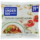 Wokmix Med Pasta Og Kylling