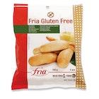 Fria pølsebrød glutenfri melkefri220 g (5 x 44g) Frys