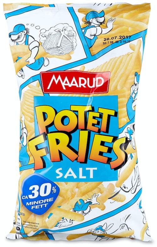 Maarud Potetfries Salt 100 g
