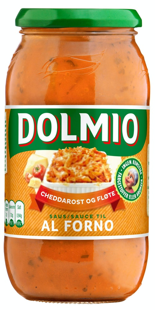 Dolmio Pastasaus Al Forne 500 g