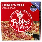 Peppes Pizza Farmer's Meat Skinke & Bacon