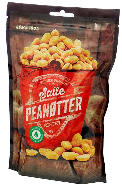 REMA 1000 Peanøtter 275 g