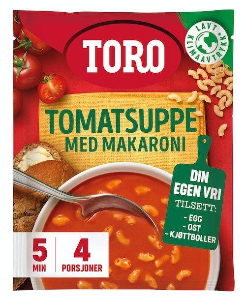 Toro Tomatsuppe med Makaroni 119 g