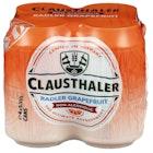 Clausthaler Radler Grapefruit