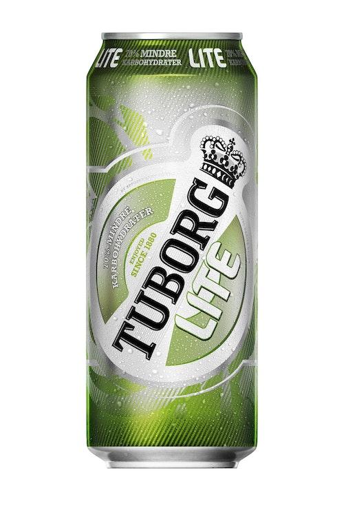 Tuborg Tuborg Lite 0,5 l