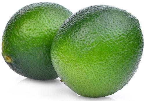 Store Lime Brasil/Mexico, 3 stk