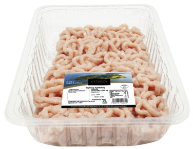 Kjøttdeig Av Kylling Vår Laveste Pris, 700 g
