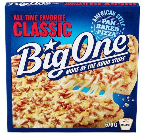 Big One Big One Classic Pizza 570 g