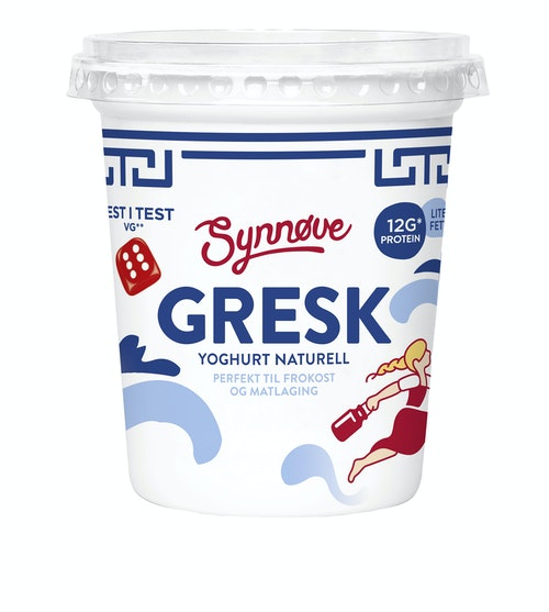 Synnøve Gresk Yoghurt 2% Fett, 350 g