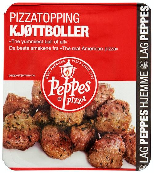 Peppes Pizza Peppes Originale Kjøttboller 120 g
