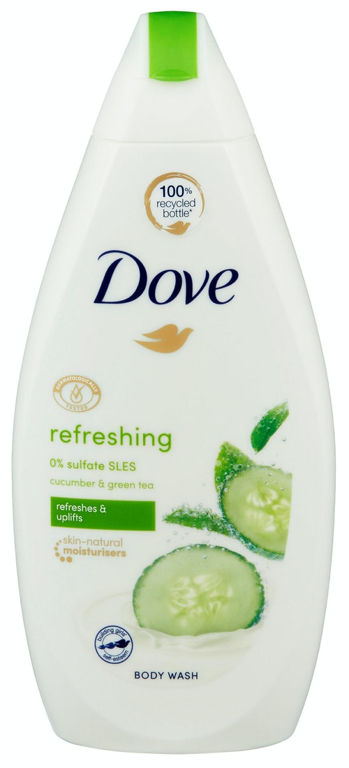 Dove Fresh Touch Shower Gel 450 ml