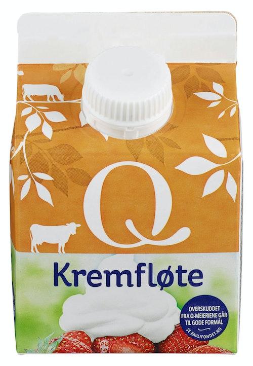 Q-meieriene Q-Kremfløte 0,3 l