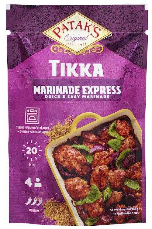 Patak's Tikka Masala Marinade Express 120 g