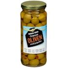 Grønn Oliven Med Paprika