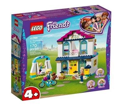 LEGO LEGO Friends Stephanies hus 1 stk