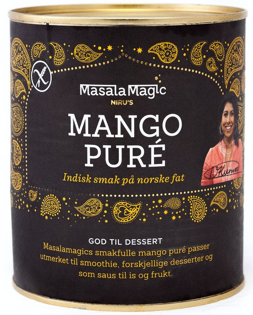 MasalaMagic Mangopuré 850 g