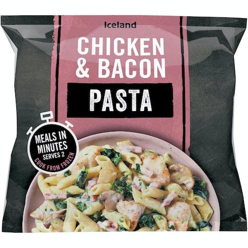 Iceland Kylling & Bacon Pasta 750 g