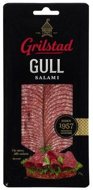 Grilstad Gullsalami 150 g