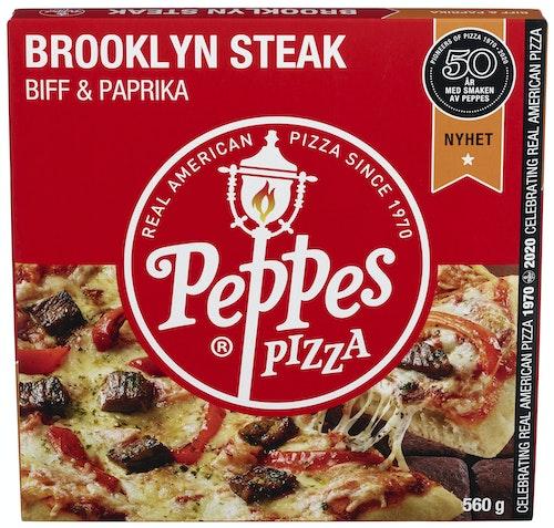 Peppes Pizza Peppes Brooklyn Steak 560 g