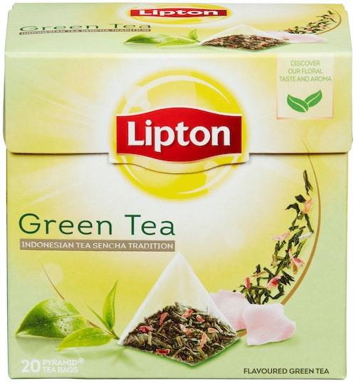 Lipton Green Tea Pyramide 20 poser, 20 stk