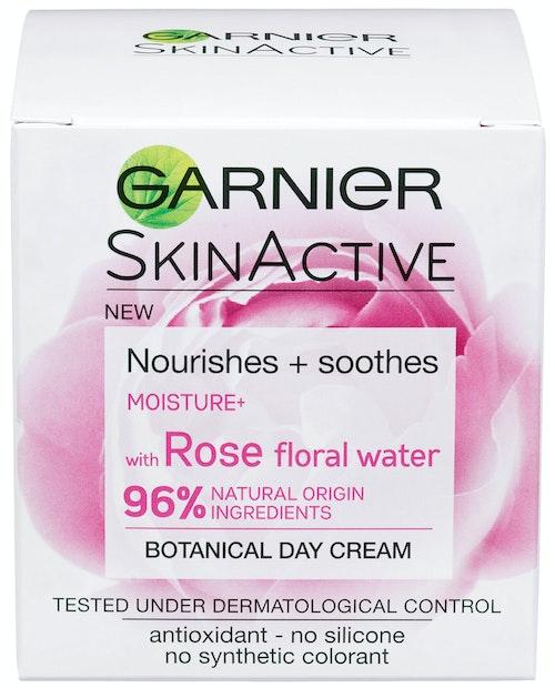 Garnier Moisture+ Botanical Rose Floral Water Day Cream 1 stk