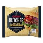 Butcher Burger Cheddar