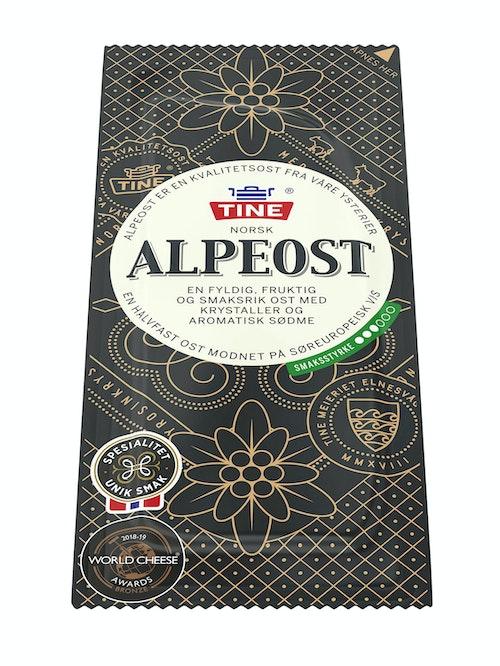 Tine Norsk Alpeost 250 g