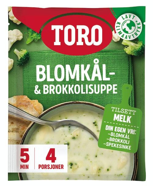 Toro Blomkål & Brokkolisuppe 64 g