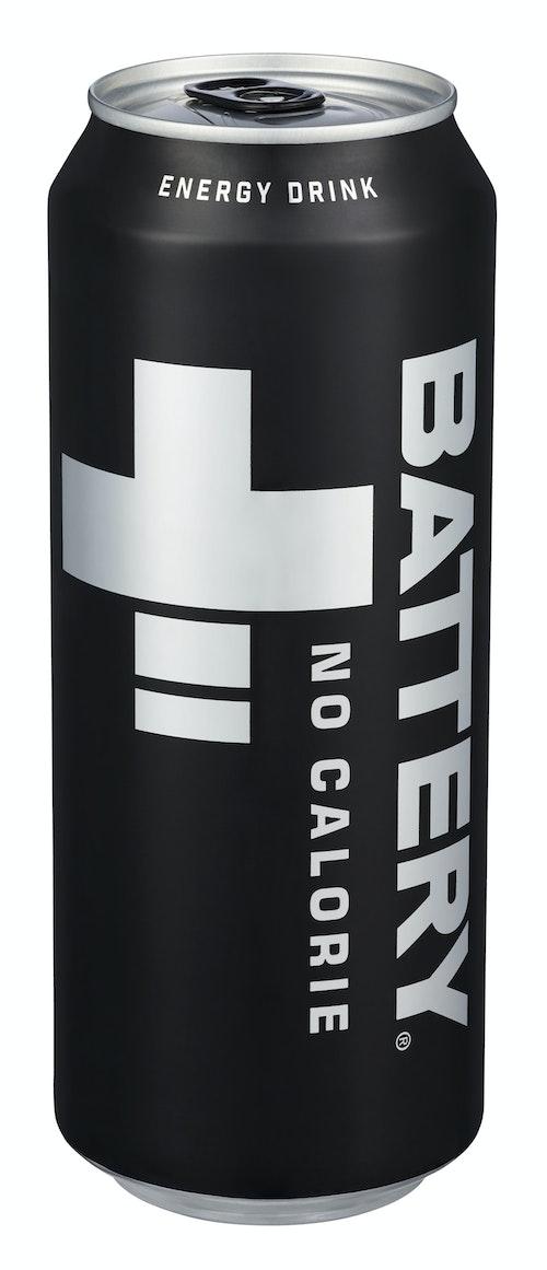Battery Battery No Calorie 0,5 l