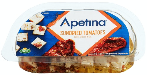 Arla Fetasnack Soltørket Tomat 100 g