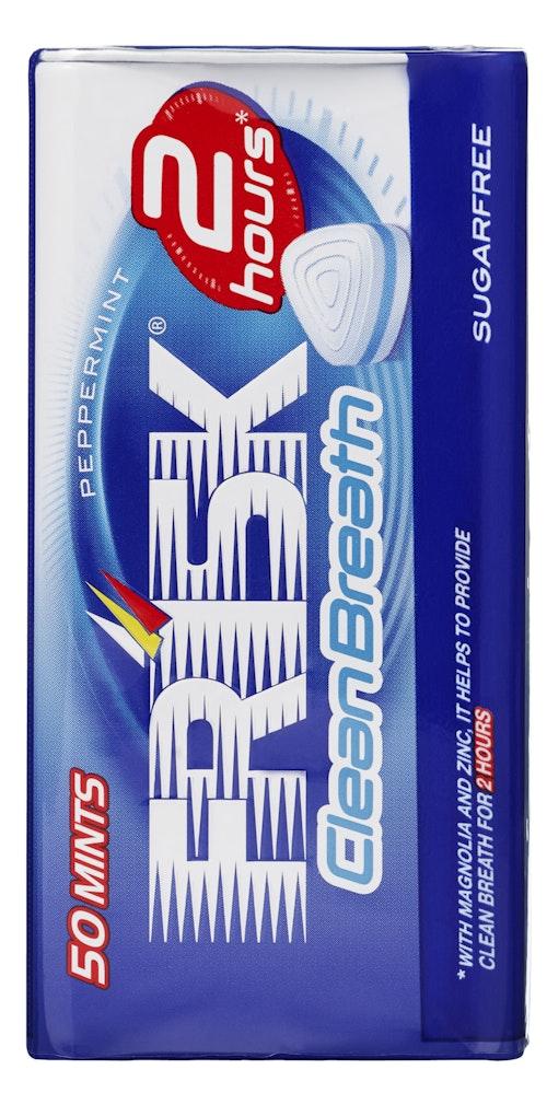 Frisk Frisk 2 Hours Clean Breath Peppermint 50 stk, 35 g