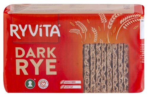 Ryvita Ryvita Rug Knekkebrød, 250 g