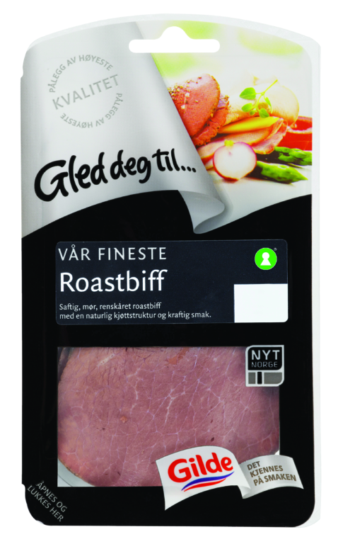 Gilde Roastbiff 100 g