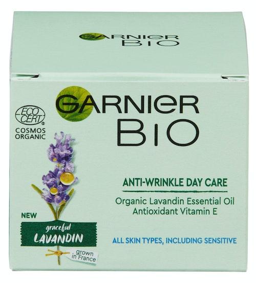Garnier Anti Wrinkle Firming Day Care Lavandin, 50 ml