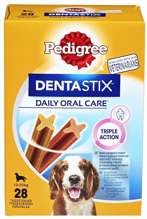 Pedigree Dentastix Medium 720g, 28 stk