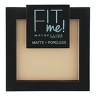 Fit Me Matte & Poreless Porcelain Powder