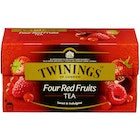 Four Red Fruits Tea