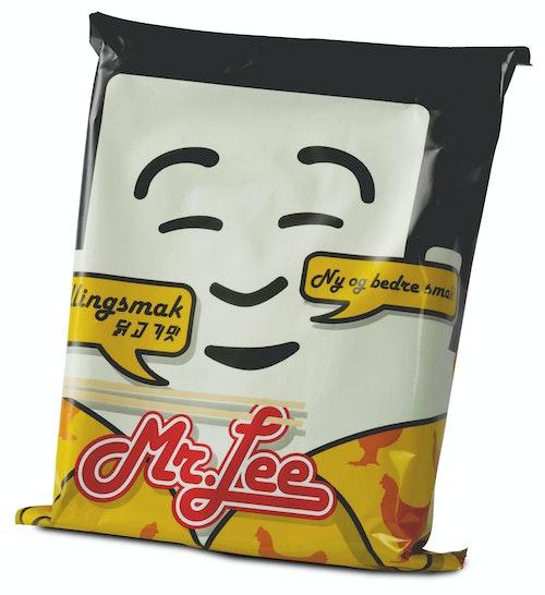 Mr. Lee Nudler med Kyllingsmak 85 g
